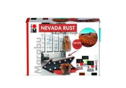 Marabu NEVADA RUST Set INDUSTRIAL DESIGN