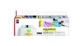 Marabu Textil Aquarelle Starterset