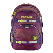 Coocazoo Rucksack ScaleRale, Soniclights Purple