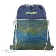 Coocazoo Turnbeutel RocketPocket2, Soniclights Green