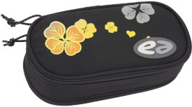 Etui Box YZEA BOX mit Zirkelfach DOT schwarz