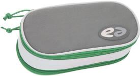 Etui Box YZEA BOX mit Zirkelfach SLEAZE grau/grün