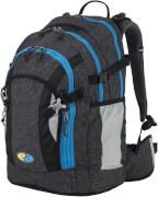 Rucksack YZEA ACE, TWEED anthrazit