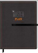Notizbuch Masterplan (Urban&Gray)