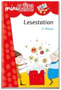 miniLÜK: Lesestation 2. Klasse