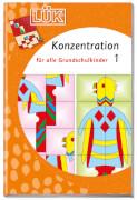LÜK Konzentration Grundschulkinder 1