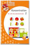 LÜK Konzentration Grundschulkinder 2