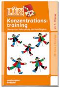 LÜK-Konzentrationstraining 1