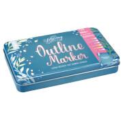 Outline Marker Metall-Etui