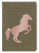 TA Notizhefte DIN A5  I LOVE HORSES  sortiert
