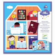 Sticker: Häuser