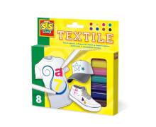 Textilstifte 8er-Pack
