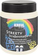 KREUL Streety Straßenmalfarbe Wolkenweiß 200 ml
