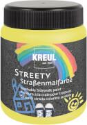 KREUL Streety Straßenmalfarbe Gummientengelb 200 ml