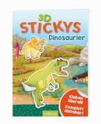 3D-Stickys Dinosaurier