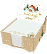Zettelkästchen - Zauberhaft notiert!  Weihnachten
