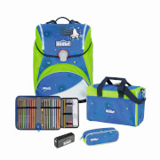 SCOUT ALPHA SET 4TLG. SAFETY BLUE SPACE