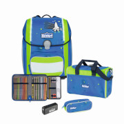 SCOUT GENIUS SET 4TLG. SAFETY BLUE SPACE