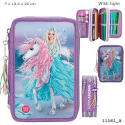 Fantasy Model 3-fach Federtasche LED ICEFRIENDS