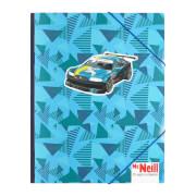 McNeill Gummizugmappe A4  RACE