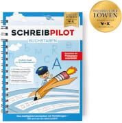 Schreibpilot Heft Buchstaben DIN-A4