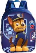 Paw Patrol Chase Rucksack marineblau 3D Effekt