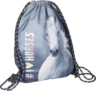 Gym Bag I LOVE HORSES