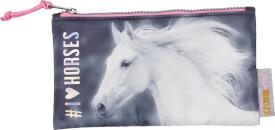 Allzwecktäschchen I LOVE HORSES