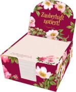 Zettelkästchen - Zauberhaft notiert! (M.Bastin/RosenTräume)