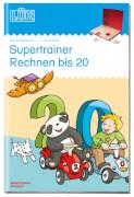 LÜK Supertrainer Rechnen bis 20