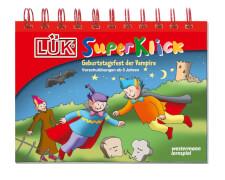 LÜK-SuperKlick Geburtstagsfest der Vampire