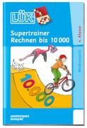 LÜK Supertrainer Rechnen 4.Klasse