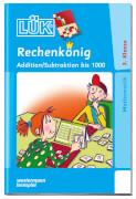 LÜK - Rechenkönig Add./Subtr. bis 1000