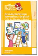 LÜK Grundschulwissen Englisch Wortschatz
