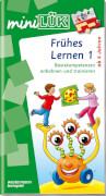 miniLÜK Frühes Lernen 1, Lernheft, 29 Seiten, von 4 - 6 Jahren