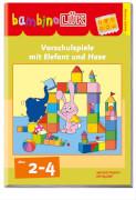 bambinoLÜK Erstes Lernen mit Elefant und Hase