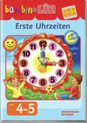 bambinoLÜK Erste Uhrzeiten