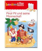 BL Pirat Pit und Mannschaft