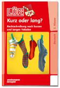 Lük Kurze/lange Vokale ab Klasse 3