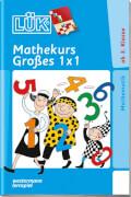 LÜK Mathekurs Großes 1 x 1 ab 3. Klasse