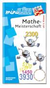 miniLÜK Mathe-Meisterschaft 4. Kl.