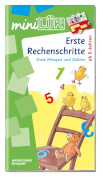 miniLÜK - Buch ''1. Rechenschritte'', 1. Schuljahr, geheftet