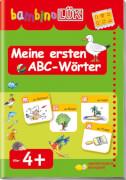 bambinoLÜK Meine 1. ABC-Wörter
