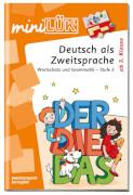 mini LÜK Deutsch aLüks Zweitsprache 4
