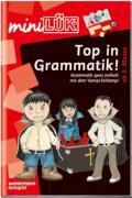 miniLÜK Top in Grammatik!