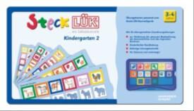SteckLÜK Übungsblock Kindergarten 2