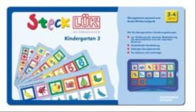 SteckLÜK - Übungsblock ''Kindergarten 3'', 3-4 Jahre, geheftet