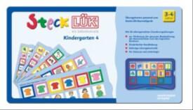 SteckLÜK - Übungsblock ''Kindergarten 4'', 3-4 Jahre, geheftet