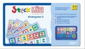 SteckLÜK - Übungsblock ''Kindergarten 5'', 3-4 Jahre, geheftet