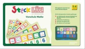 SteckLÜK-Übungsblock ''Vorschule: Mathe'', 5-6 Jahre, geheftet